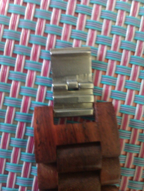 WeWood watch clasp