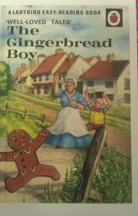 Ladybird book - The Gingerbread Boy