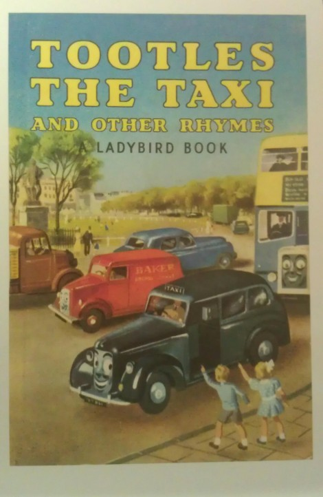 Ladybird book - Tootles The Taxi