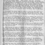 Bill Honeyman D-Day letter page 4