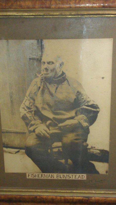 Fisherman Bumstead