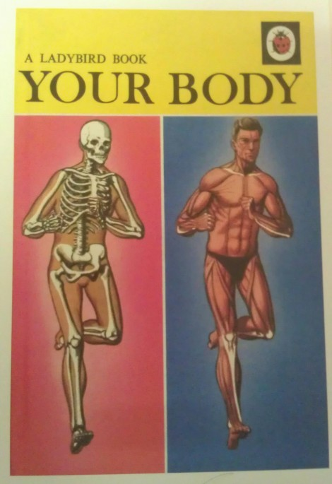 Ladybird book - Your Body
