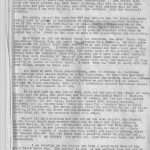 Bill Honeyman D-Day letter page 2