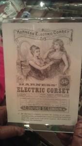 Dalbeattie museum electric corset