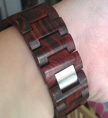 WeWood watch links