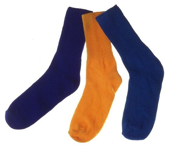 socks poem