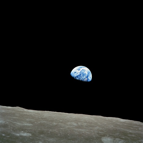 NASA Apollo 8 Earthrise