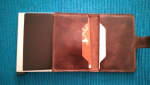 Secrid Miniwallet unfolded fully